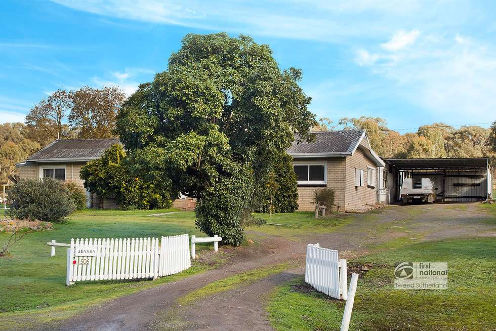Second view of Homely house listing, 506 Diamond Hill Road, Mandurang VIC 3551