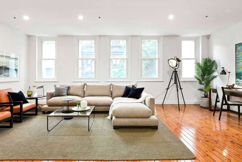 Second view of Homely apartment listing, Level 1/4 Warburton Alley, Melbourne VIC 3000