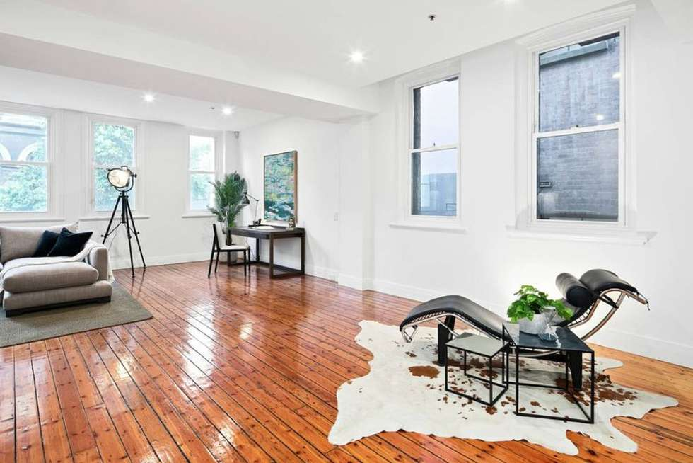 Third view of Homely apartment listing, Level 1/4 Warburton Alley, Melbourne VIC 3000