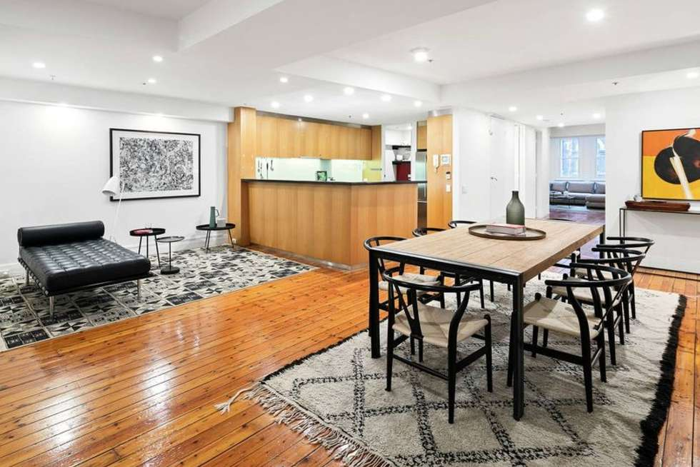 Fifth view of Homely apartment listing, Level 1/4 Warburton Alley, Melbourne VIC 3000