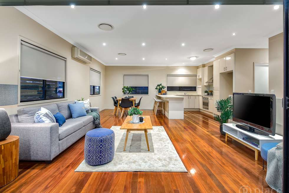 Second view of Homely townhouse listing, 33 Clowes Lane, Newmarket QLD 4051