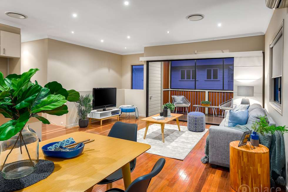 Third view of Homely townhouse listing, 33 Clowes Lane, Newmarket QLD 4051