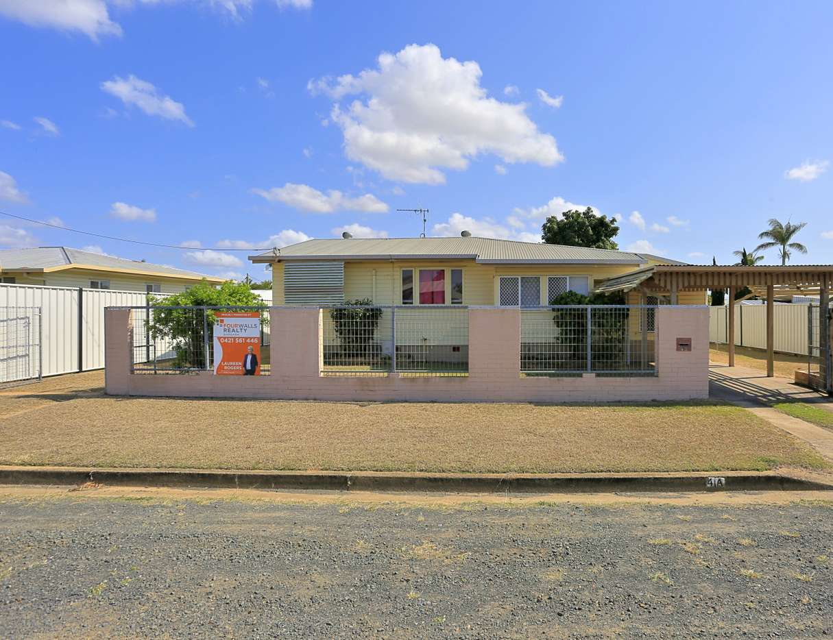 Main view of Homely house listing, 4A Walsh Street, Walkervale, QLD 4670