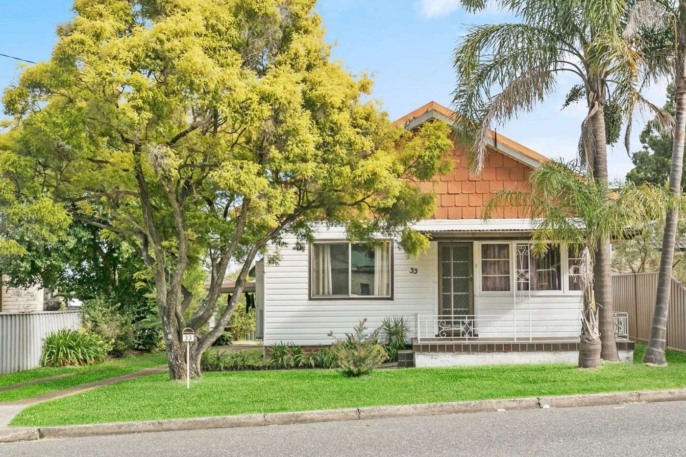 Main view of Homely house listing, 33 Vale Street, Birmingham Gardens NSW 2287