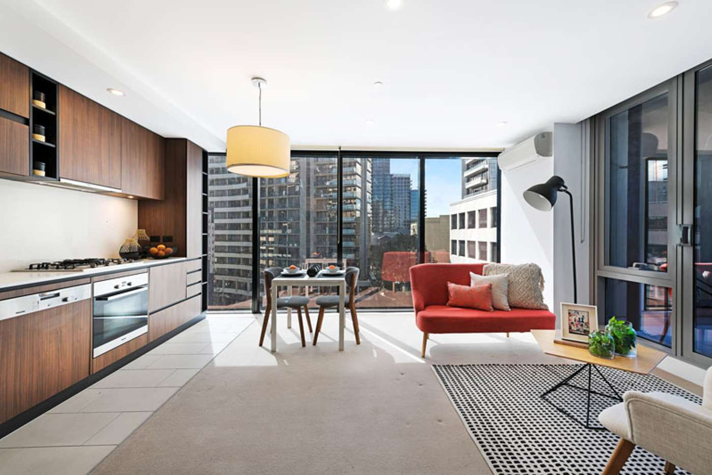 Main view of Homely apartment listing, 414N/227 Toorak Road, South Yarra VIC 3141