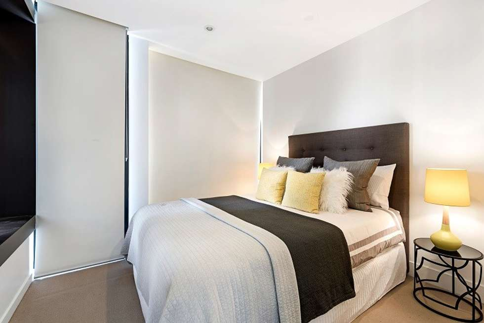 Fifth view of Homely apartment listing, 414N/227 Toorak Road, South Yarra VIC 3141