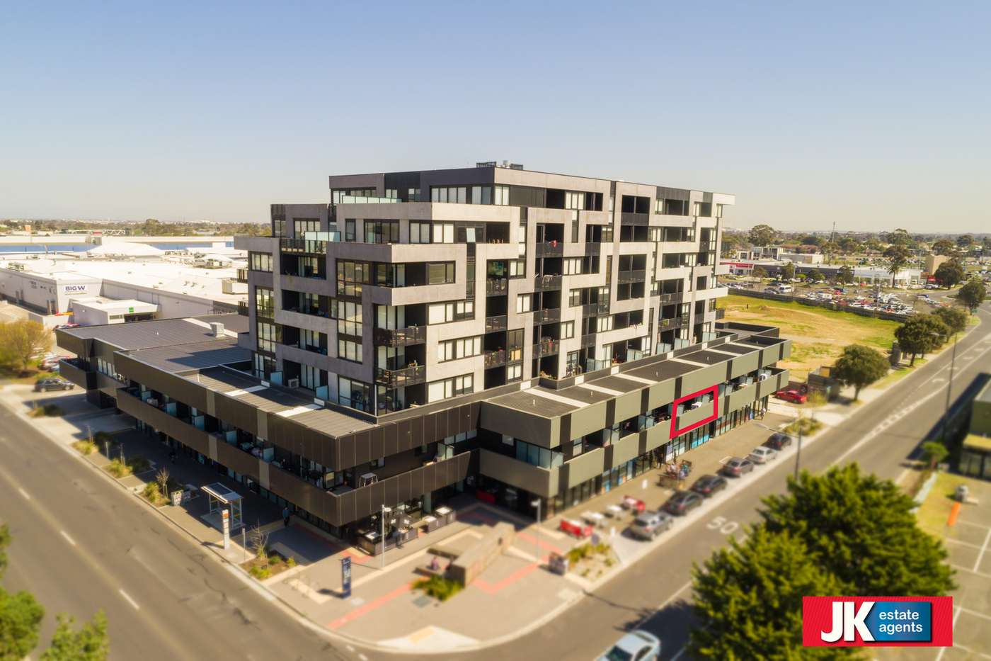 Main view of Homely apartment listing, 105/1 Foundry Road, Sunshine, VIC 3020