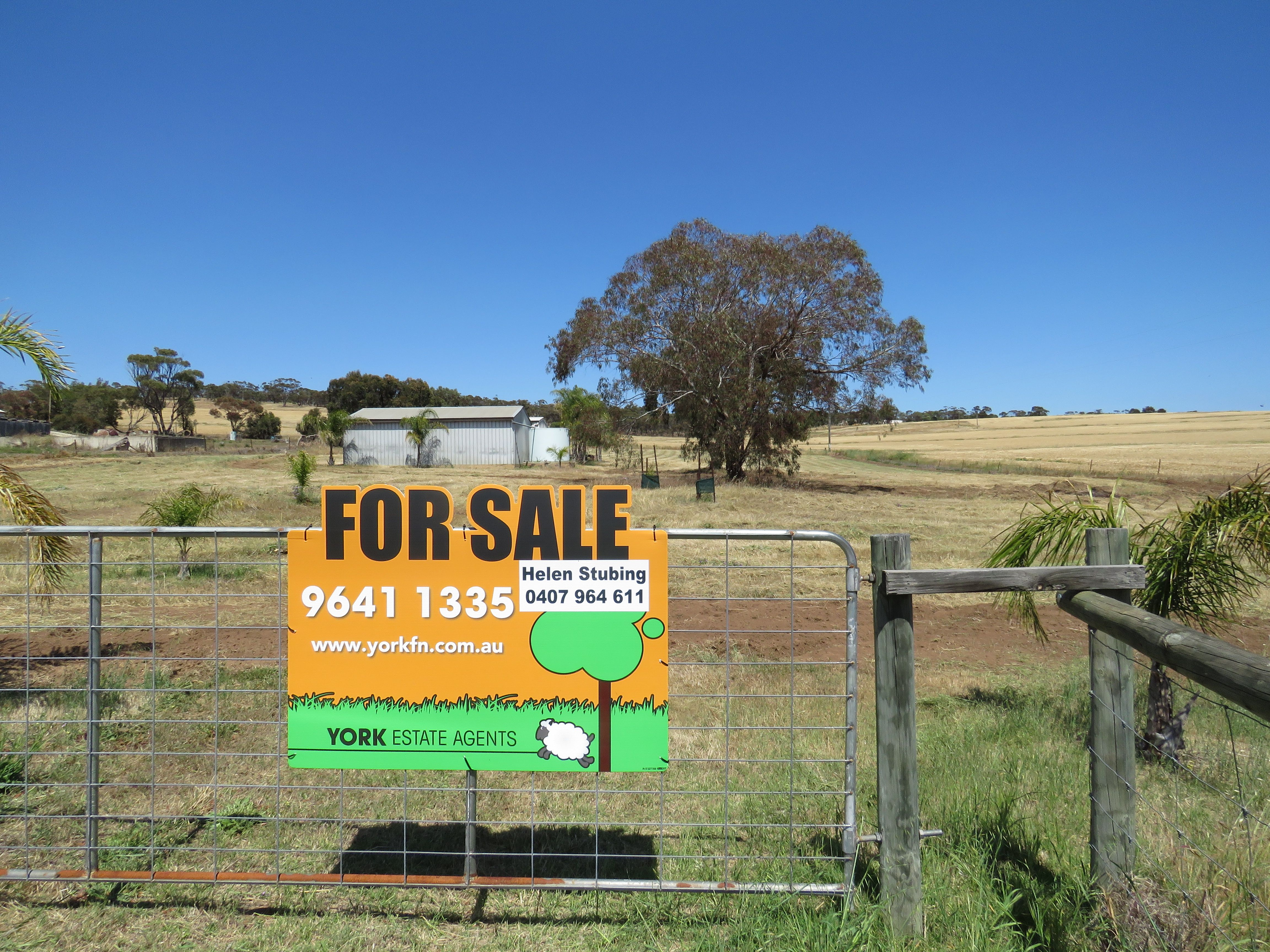 LOT 123 Great Southern Highway