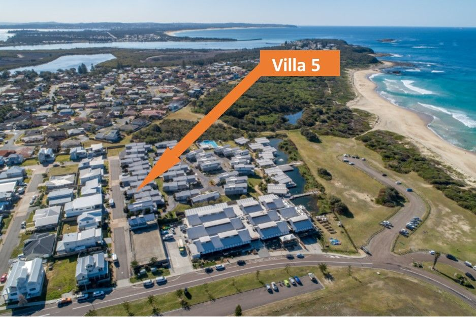 Villa 5/55 Seaside Circuit