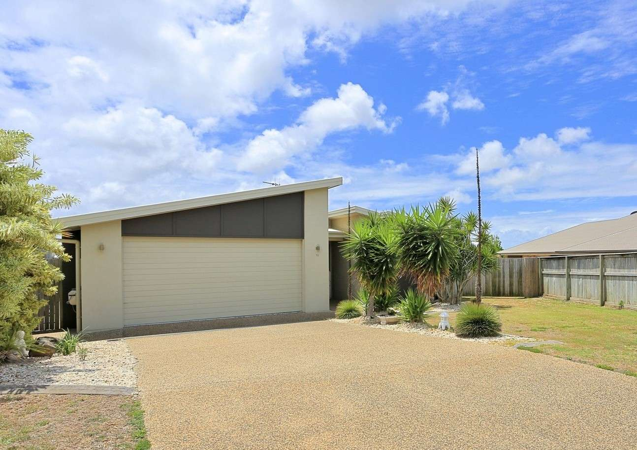 Main view of Homely house listing, 13 Linderberg Street, Kalkie, QLD 4670