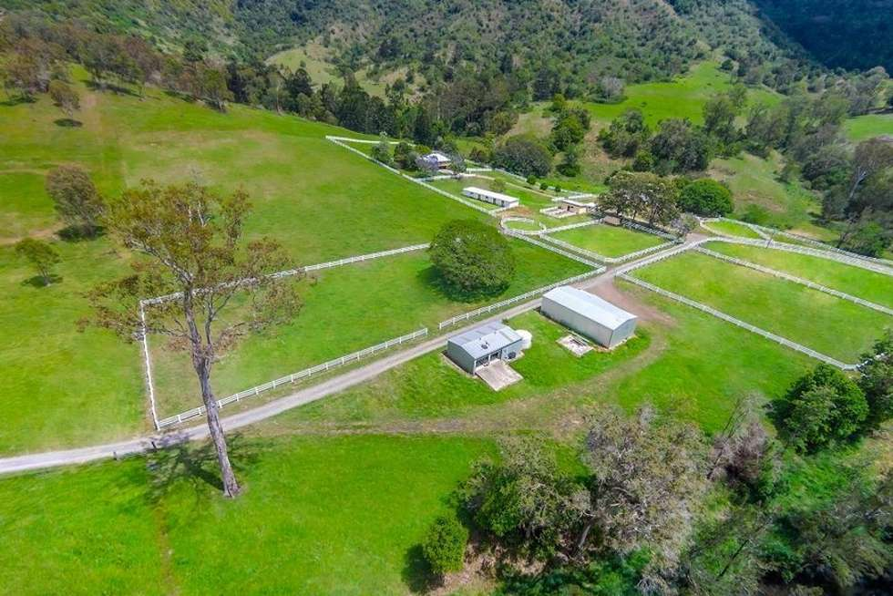 Second view of Homely acreageSemiRural listing, 89 ROWE ROAD, Ferny Glen QLD 4275