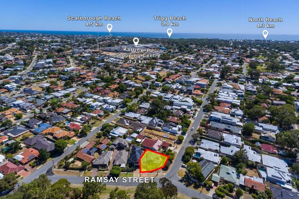 Third view of Homely house listing, 23A Ramsay Street, Karrinyup WA 6018