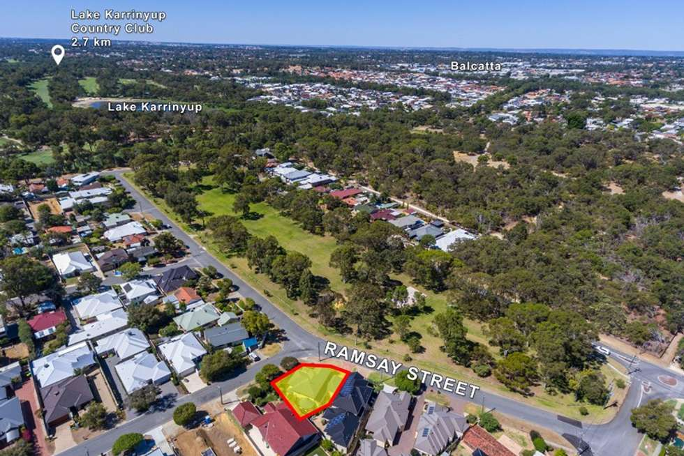 Fourth view of Homely house listing, 23A Ramsay Street, Karrinyup WA 6018