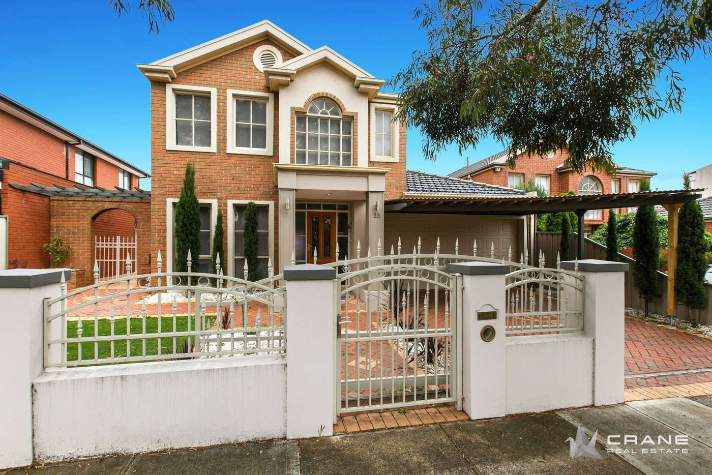 Main view of Homely house listing, 23 Dantum Grove, Braybrook VIC 3019