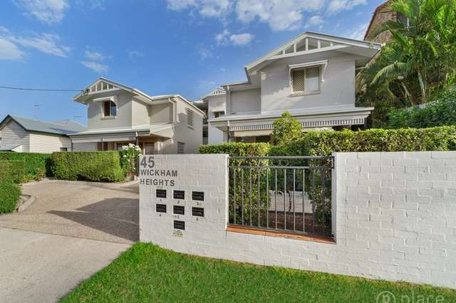 4/45 Wickham Street, Newmarket QLD 4051