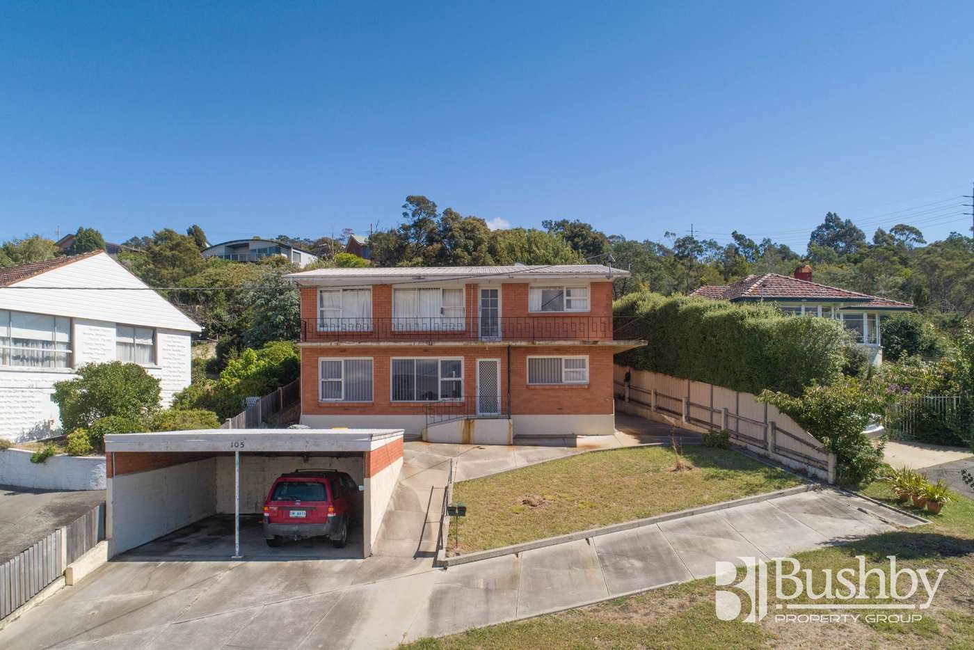 Main view of Homely apartment listing, 105 Forest Road, Trevallyn TAS 7250
