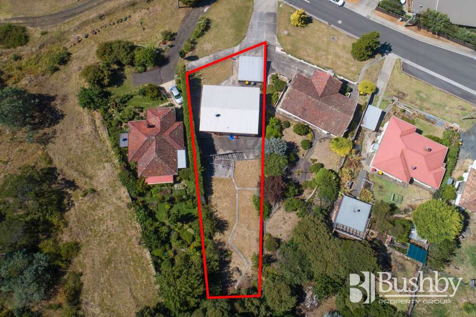 Second view of Homely apartment listing, 105 Forest Road, Trevallyn TAS 7250