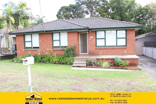 11 Woodview Avenue, Oxley Park NSW 2760