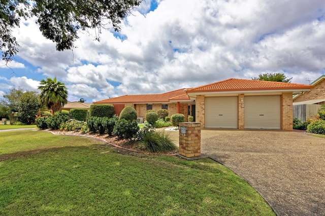 8 Chancellor Drive, Avenell Heights QLD 4670