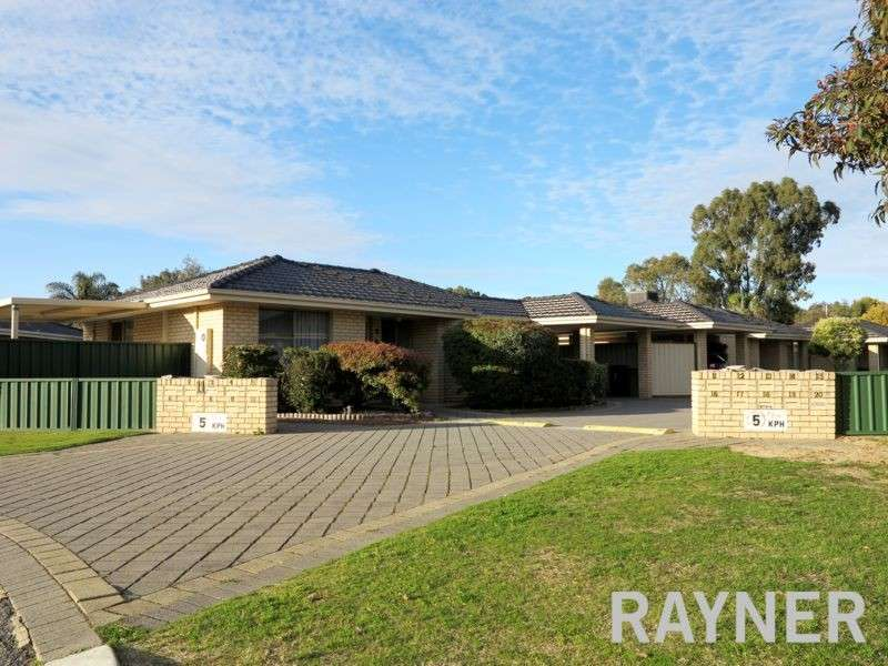 Main view of Homely house listing, 11/11 Firetail Place, Kenwick, WA 6107