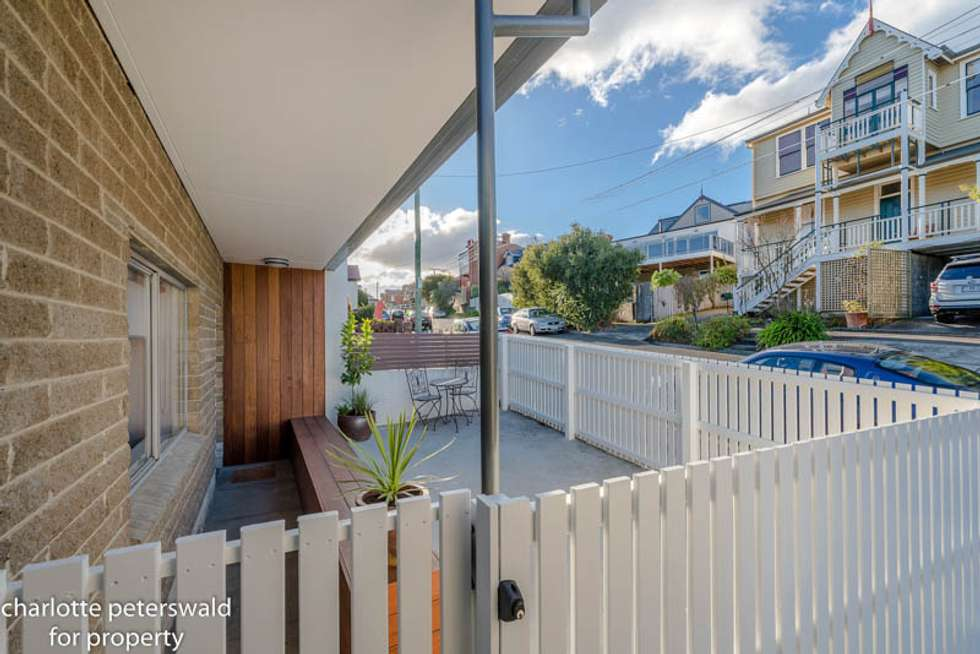 Second view of Homely house listing, 3/32 Bath Street, Battery Point TAS 7004