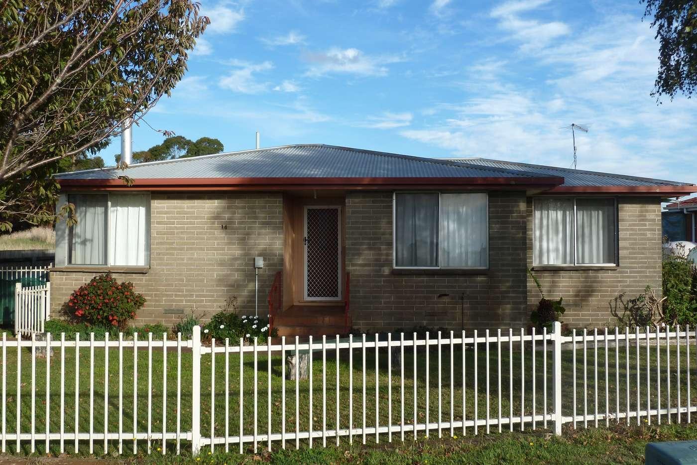 Main view of Homely house listing, 14 Briggs Street, Scottsdale TAS 7260