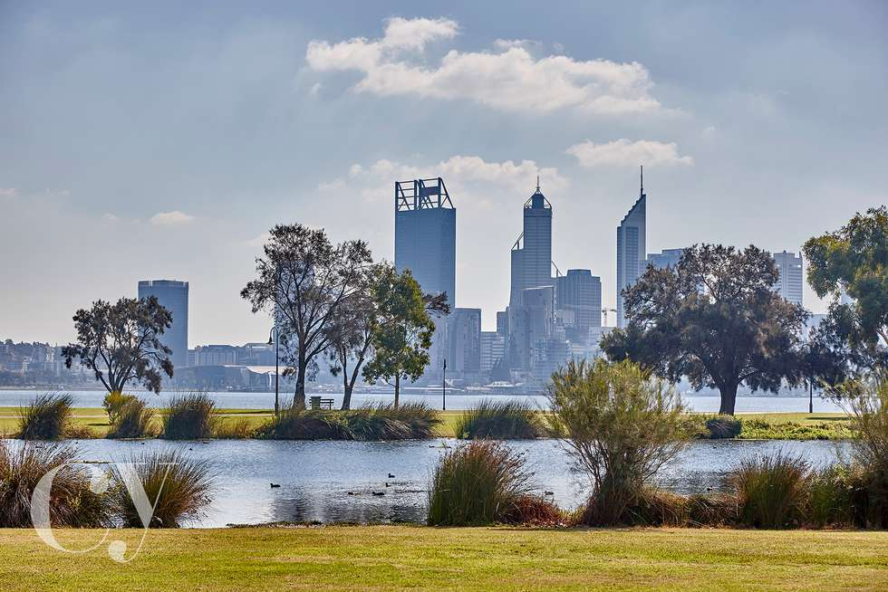 Second view of Homely unit listing, 1/32 Jubilee Street, South Perth WA 6151