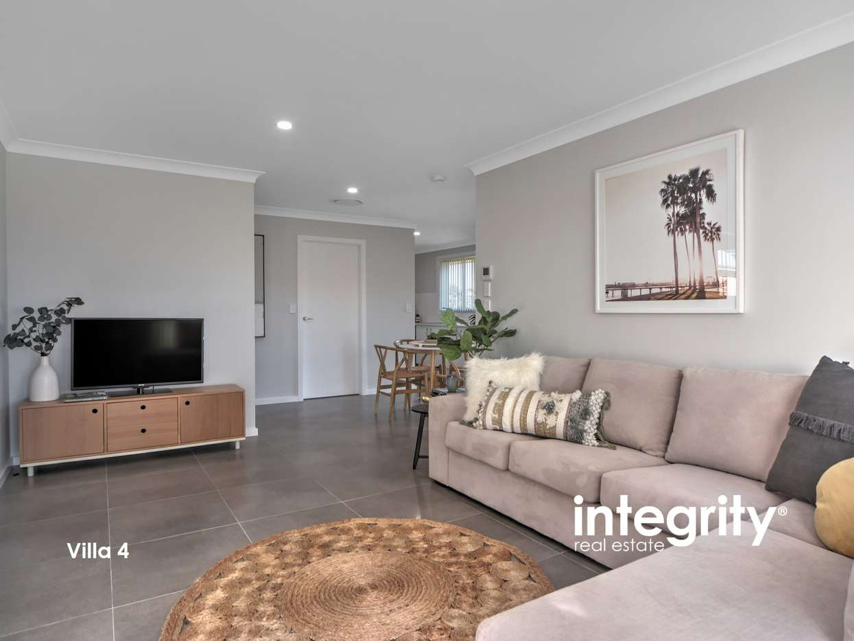 Main view of Homely villa listing, 1-4/19 Sugarwood Road, Worrigee, NSW 2540