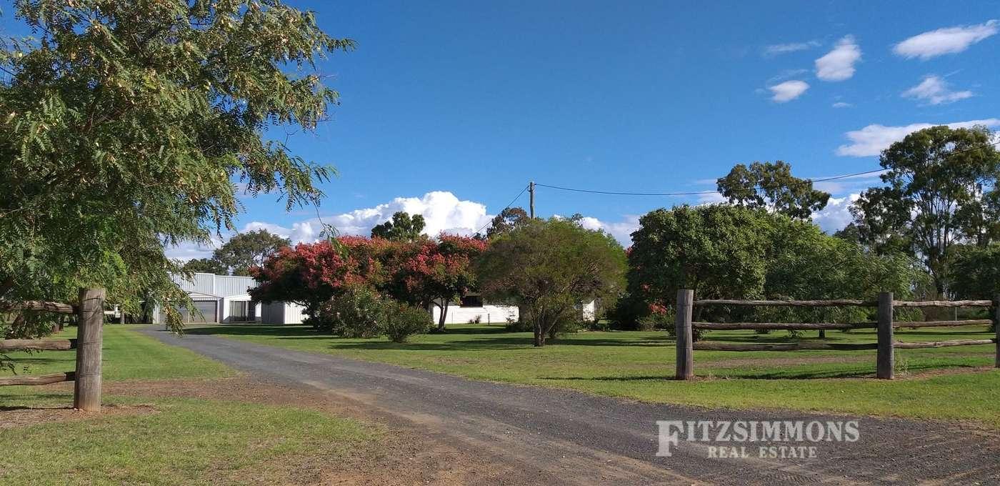 Main view of Homely  listing, 239 Brymaroo-Irvingdale Road, Brymaroo, QLD 4403