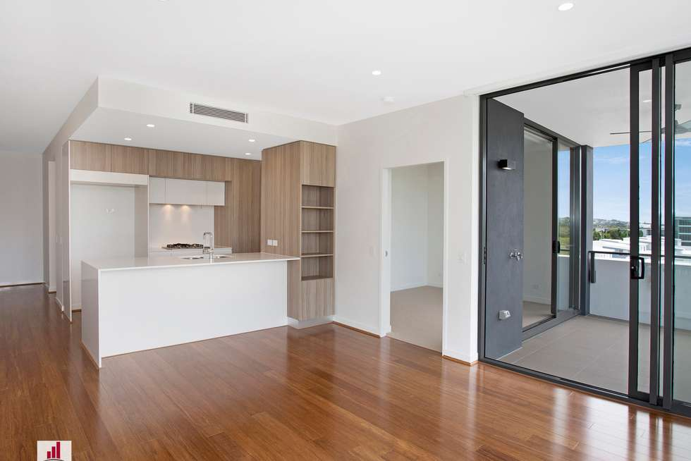 Second view of Homely apartment listing, 5408/331 MacArthur Avenue, Hamilton QLD 4007