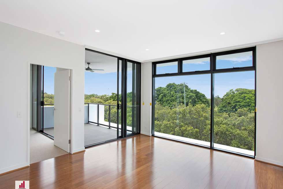 Third view of Homely apartment listing, 5408/331 MacArthur Avenue, Hamilton QLD 4007