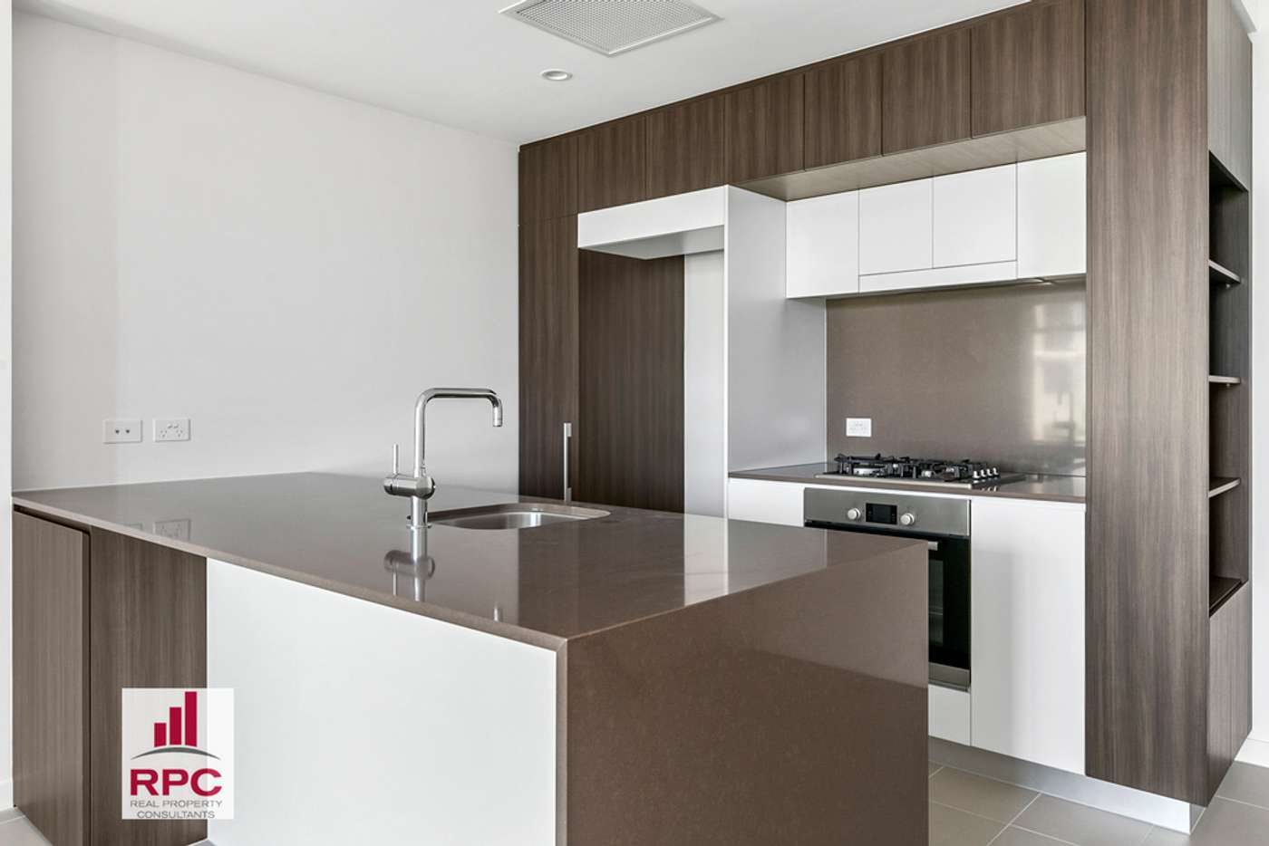 Main view of Homely apartment listing, 4205/18 Parkside Circuit, Hamilton QLD 4007