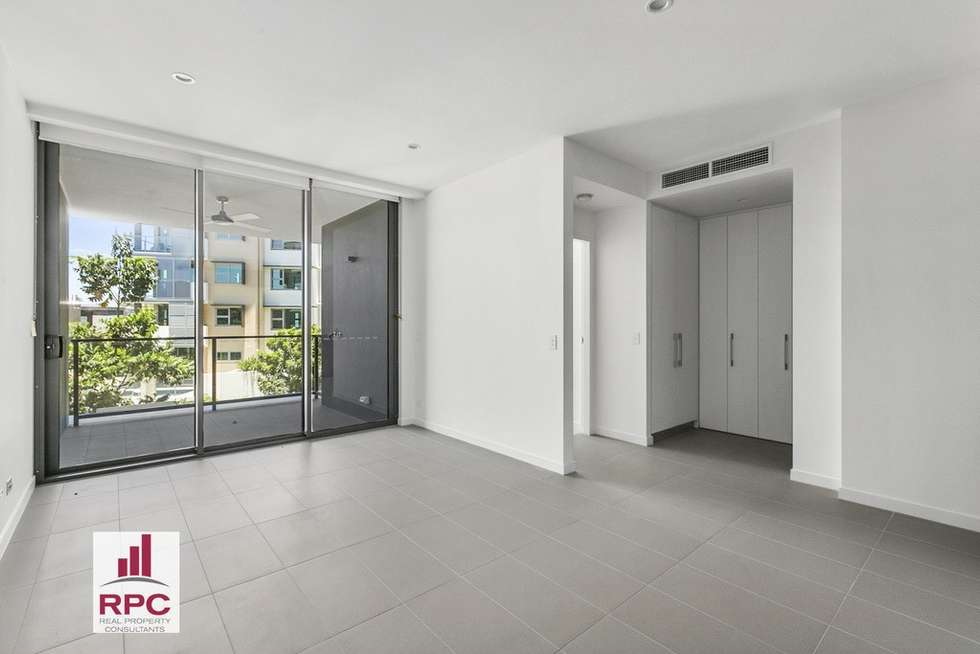 Second view of Homely apartment listing, 4205/18 Parkside Circuit, Hamilton QLD 4007