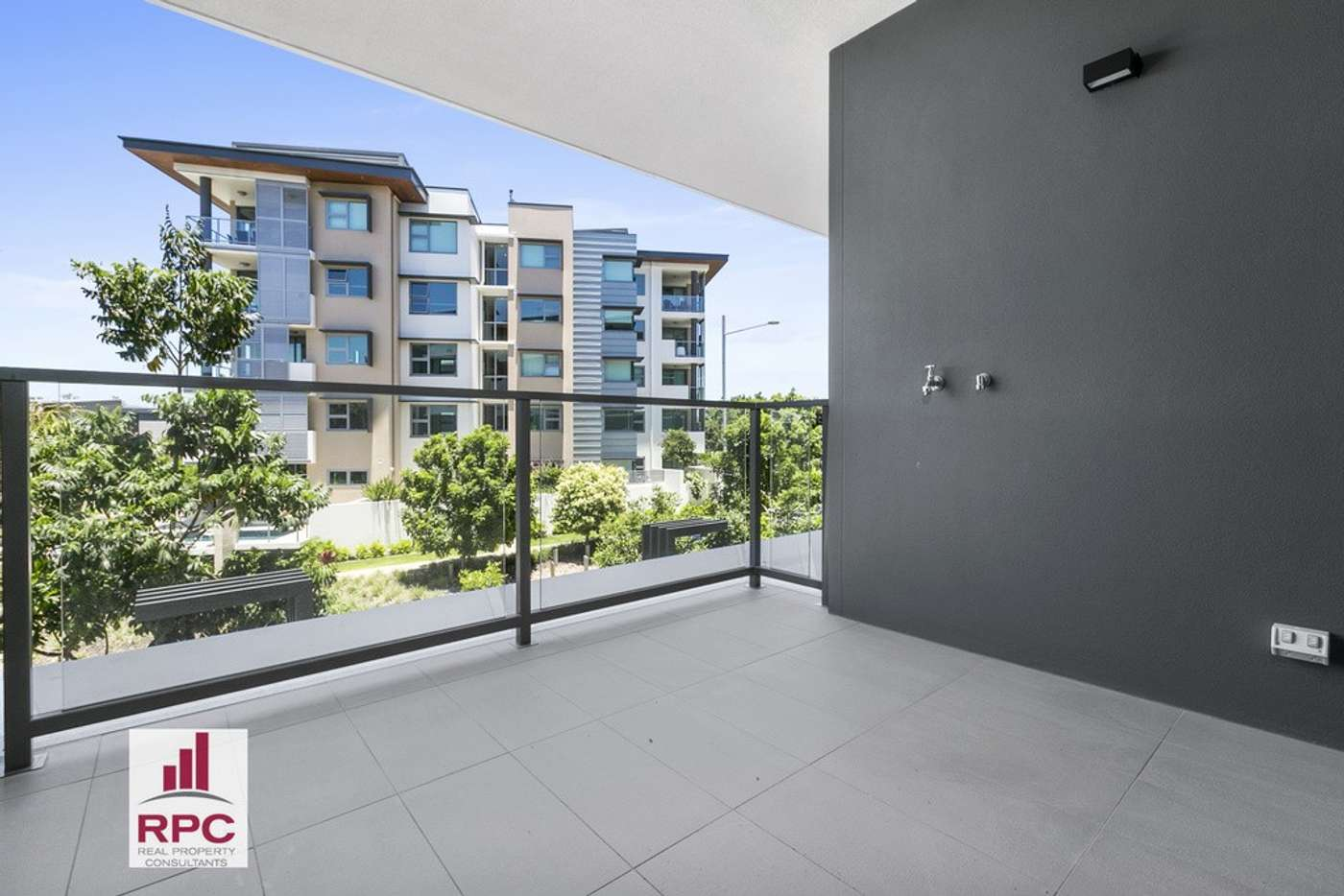 Fifth view of Homely apartment listing, 4205/18 Parkside Circuit, Hamilton QLD 4007