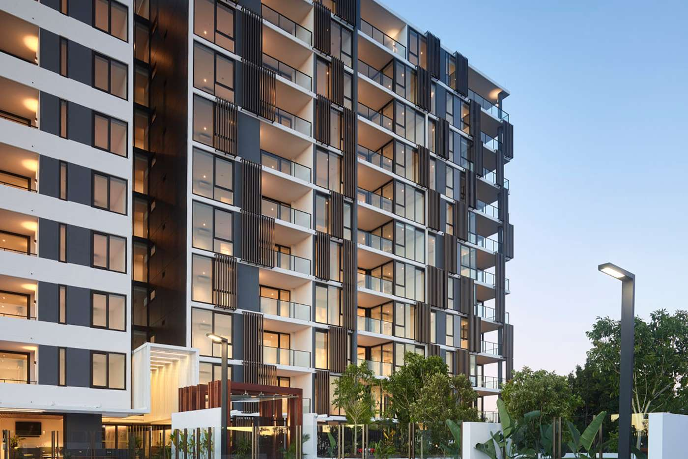 Main view of Homely apartment listing, 0607/320 Macarthur Avenue, Hamilton QLD 4007