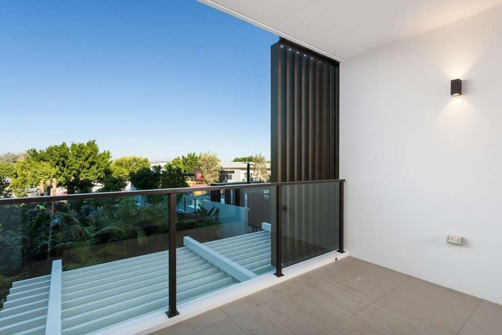 Second view of Homely apartment listing, 0607/320 Macarthur Avenue, Hamilton QLD 4007