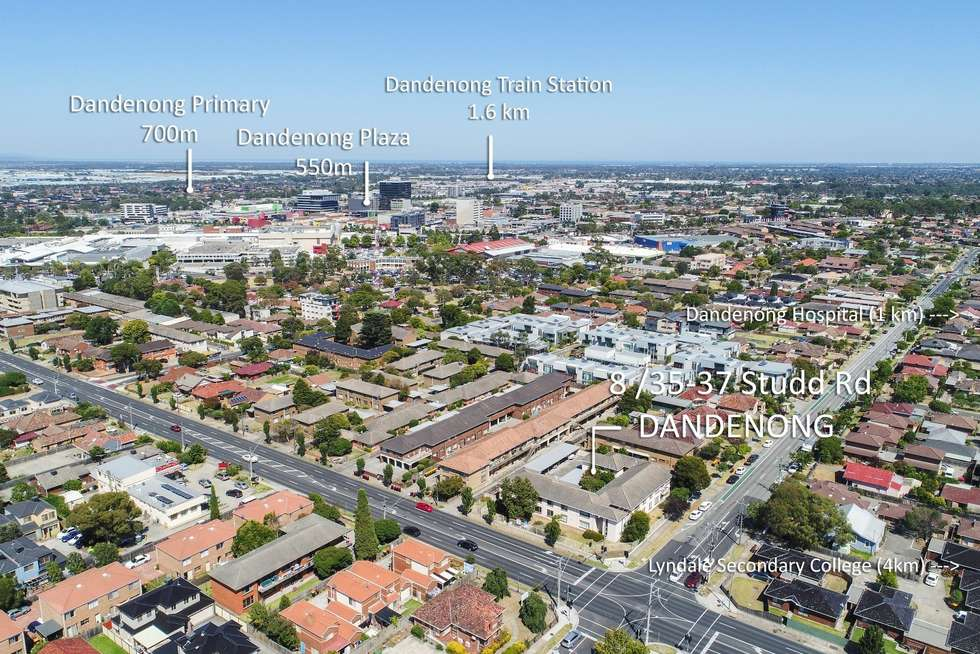 Third view of Homely apartment listing, 8/35-37 Stud Road, Dandenong VIC 3175