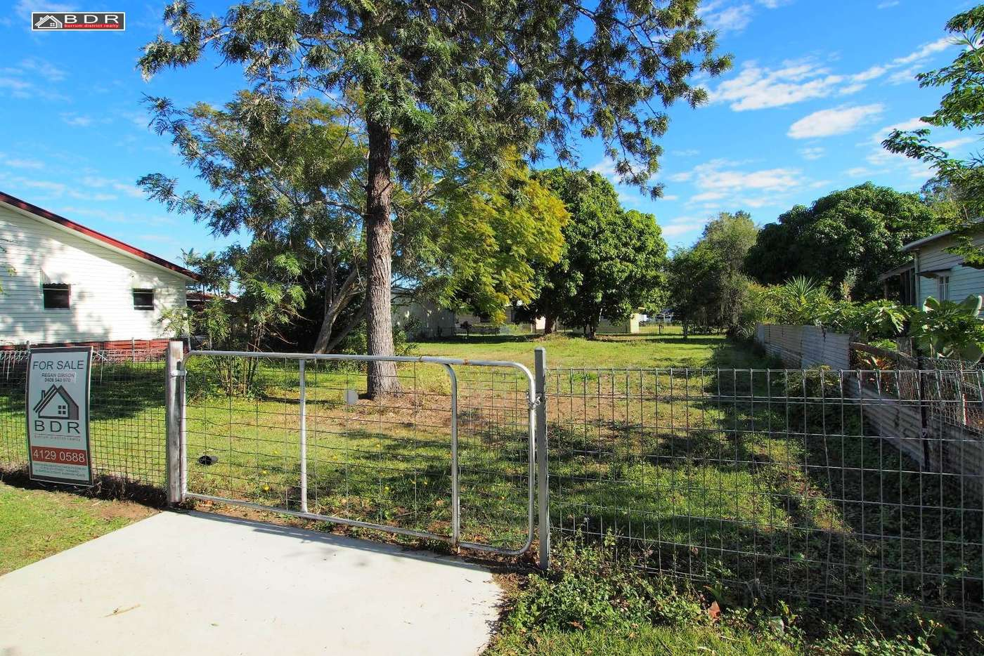 Main view of Homely residentialLand listing, 105 William St, Howard QLD 4659