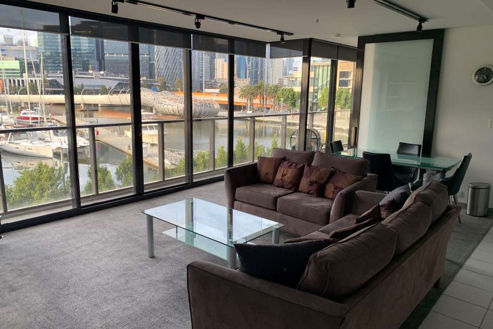Third view of Homely apartment listing, 304/66 River Esplanade, Docklands VIC 3008