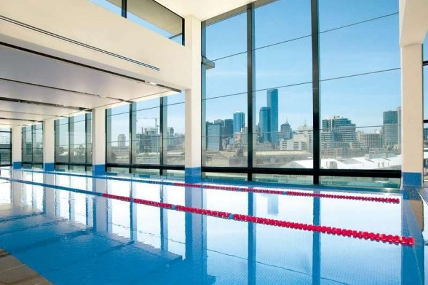 Seventh view of Homely apartment listing, 304/66 River Esplanade, Docklands VIC 3008