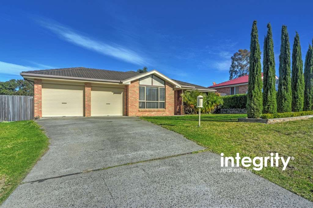 Main view of Homely house listing, 21 Hermes Crescent, Worrigee, NSW 2540
