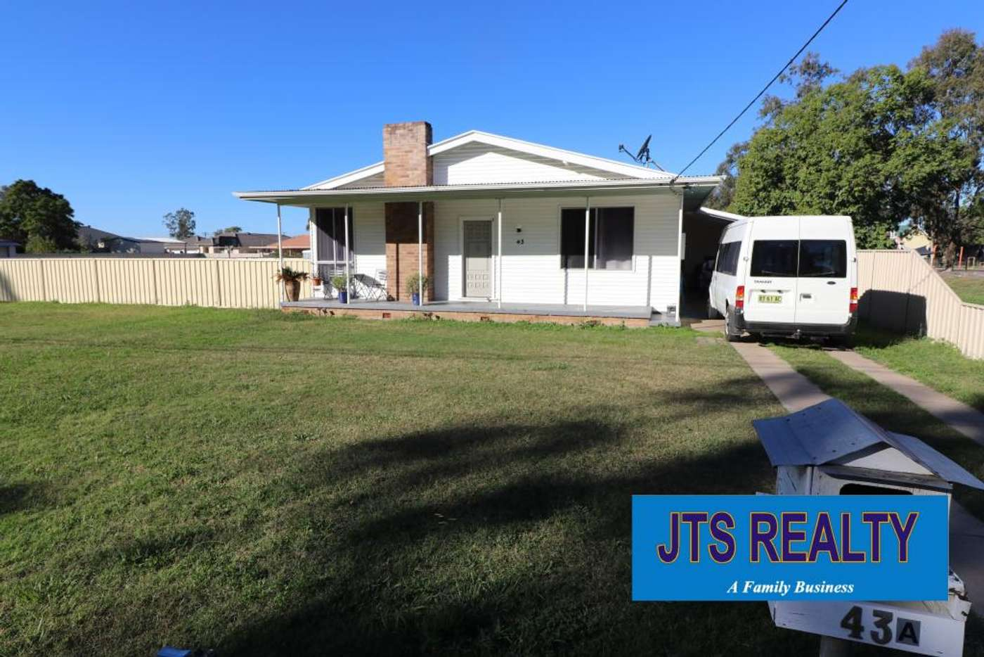 Main view of Homely house listing, 43 Paxton Street, Denman NSW 2328
