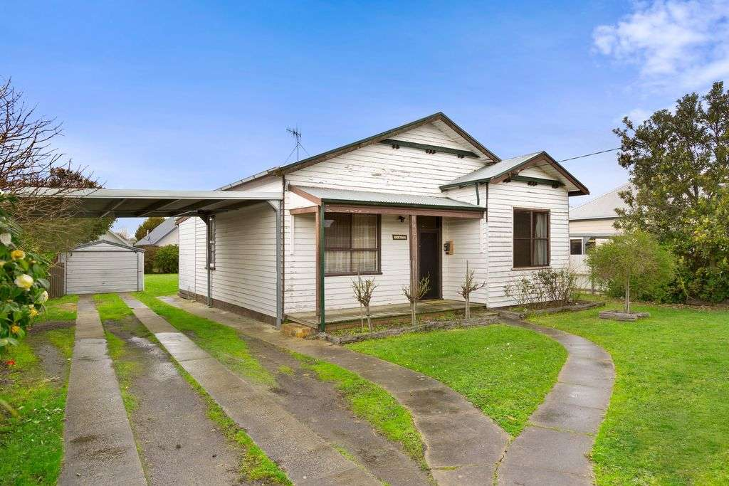 Main view of Homely house listing, 58 Armstrong Street, Colac, VIC 3250