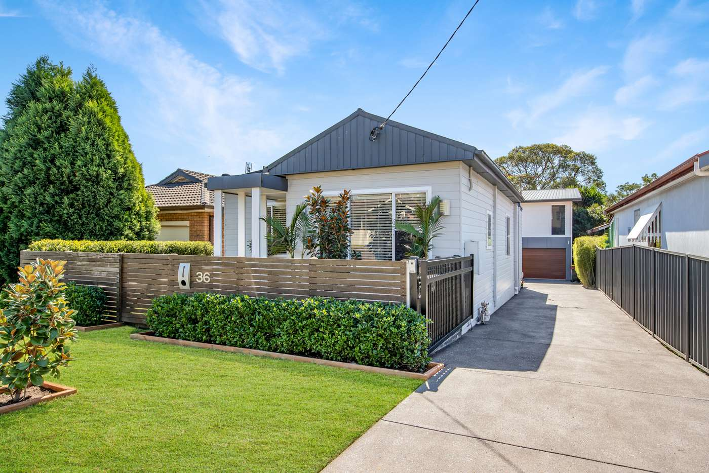 Main view of Homely house listing, 36 Moira Street, Adamstown NSW 2289