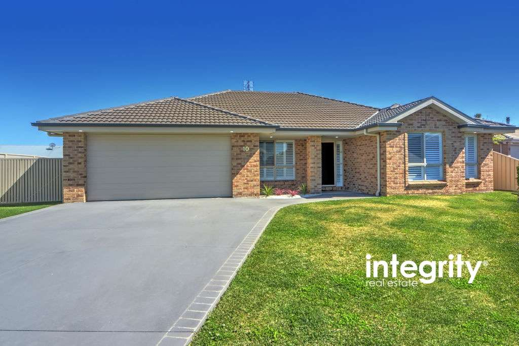Main view of Homely house listing, 10 Coral Gum Court, Worrigee, NSW 2540