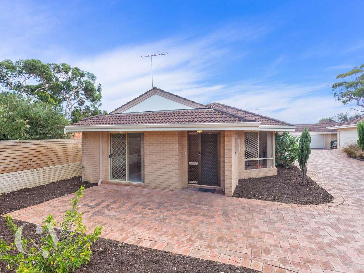 Main view of Homely villa listing, 1/24 Samson Street, Fremantle, WA 6160