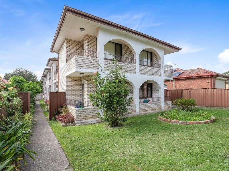 Main view of Homely unit listing, 6/9 Macdonald Street, Lakemba, NSW 2195