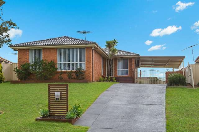 20 Fontana Close, St Clair NSW 2759