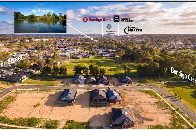 Weeroona Estate - Stage 2 Lots 24-43 Orville Way, White Hills VIC 3550