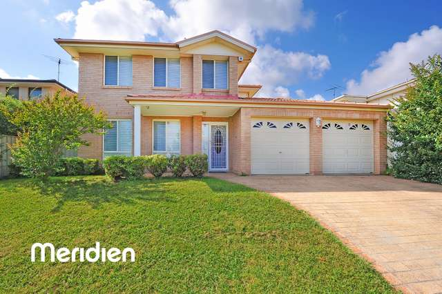 9 Aberdour Ave, Rouse Hill NSW 2155